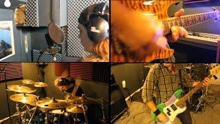 Kin - Ozzy Osbourne - Crazy Train - Full Band Cover (Studio Quality)