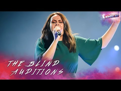 Maddison McNamara sings I Will Always Love You  The Voice Australia 2018