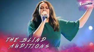 Gambar cover Blind Audition: Maddison McNamara sings I Will Always Love You | The Voice Australia 2018