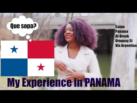 My Experience in PANAMA | Story Time | #CentralAmerica