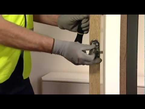 Installation Video For Astra 3000 Series Door Closer
