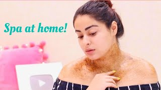 Body Polishing & Deep Pore Cleansing at Home | mCaffeine