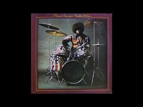 Buddy Miles - Down By The River (HD)