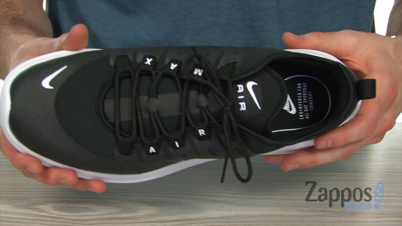 ef8178bb37f Nike Air Max Axis SKU  9011448 - YouTube
