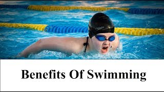 Benefits of Swimming for Women
