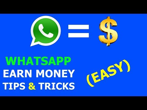WhatsApp MAKE MONEY HIDDEN TIPS & TRICKS | HOW TO EARN $100-150 WITH WhatsAPP