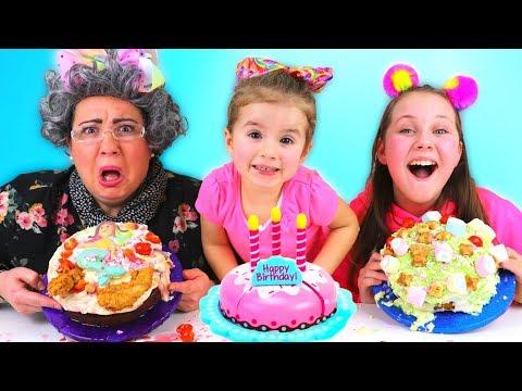 Mystery Wheel of CAKE Challenge!!