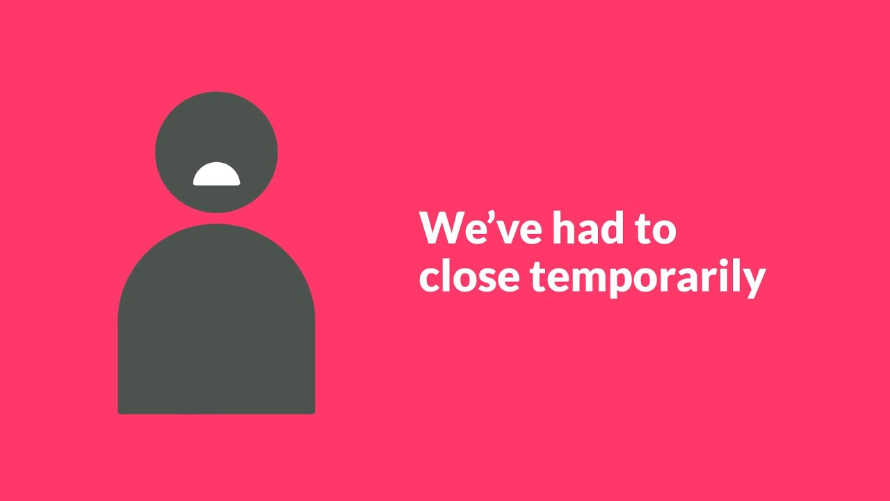 We're Closing Video Template (Editable) - YouTube