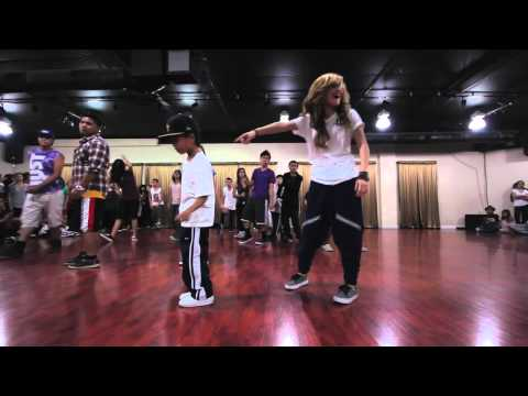 Chachi Gonzales from IaMmE at MWC Mondays - Chris Brown