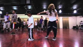 """Chachi Gonzales from IaMmE at MWC Mondays - Chris Brown """"Should've Kissed You"""" - World of Dance"""