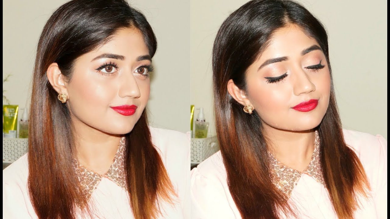 Easy Party Makeup Tutorial Clista