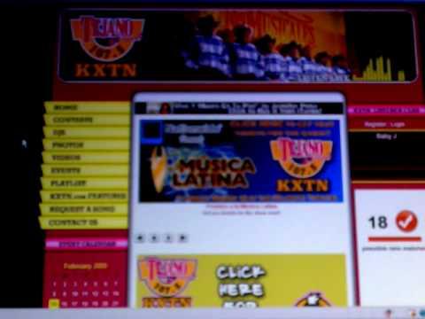 KXTN Tejano Radio Station.(A Shout Out To The Ramirez Fam,Olvera Fam,n Salazar Fam)