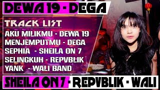 Gambar cover DJ AKU MILIKMU (DEWA 19) - SEPHIA (SHEILA ON 7) BREAKBEAT 2019