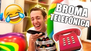 BROMA TELÉFONICA A YOUTUBERS 📞    Celopan