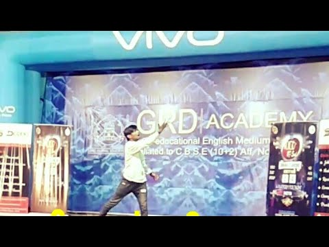 Chunar (ABCD 2 song) Dance cover by Barkat Ali (Bee & Dee)