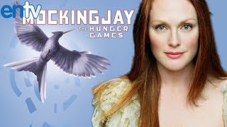 Julianne Moore Cast In The Hunger Games Mockingjay