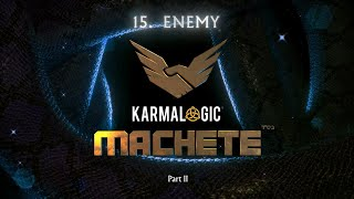 MACHETE Electronic — ENEMY (Official audio, 2020)