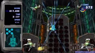 Star Soldier R Walkthrough (5-Minute Mode)