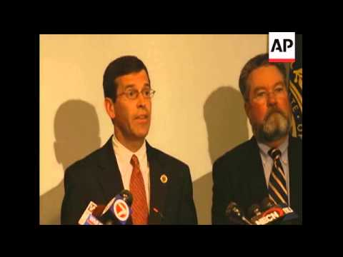 New Hampshire Attorney General Michael Delaney announces the appointment of a panel to investigate a