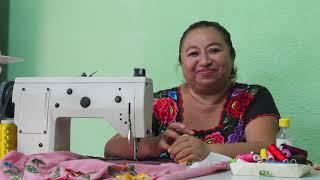 Lidia Tuz - Bordadora de Valladolid