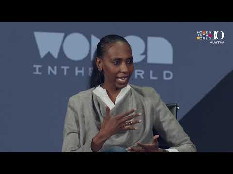 "Nima Elbagir: ""Sexual slavery is the price of admission"" for Refugee Women"