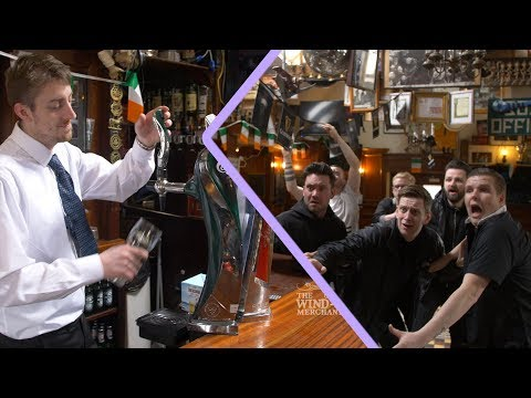 Pubs In Ireland Open On Easter Good Friday / Comedy Sketch Video