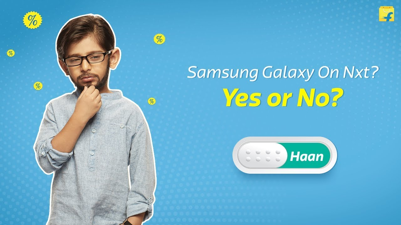 Samsung Galaxy On Next? Yes or No? Find out on 13th May!
