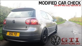 345bhp Stage 2+ Edition 30 Golf GTI - Modified Car Check