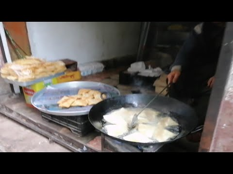 Kotli Kalan Bazaar Raining view November 25, 2020