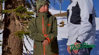 2018 The North Face Fresh Tracks GORE-TEX Triclimate Ski Jacket Review By Peter Glenn