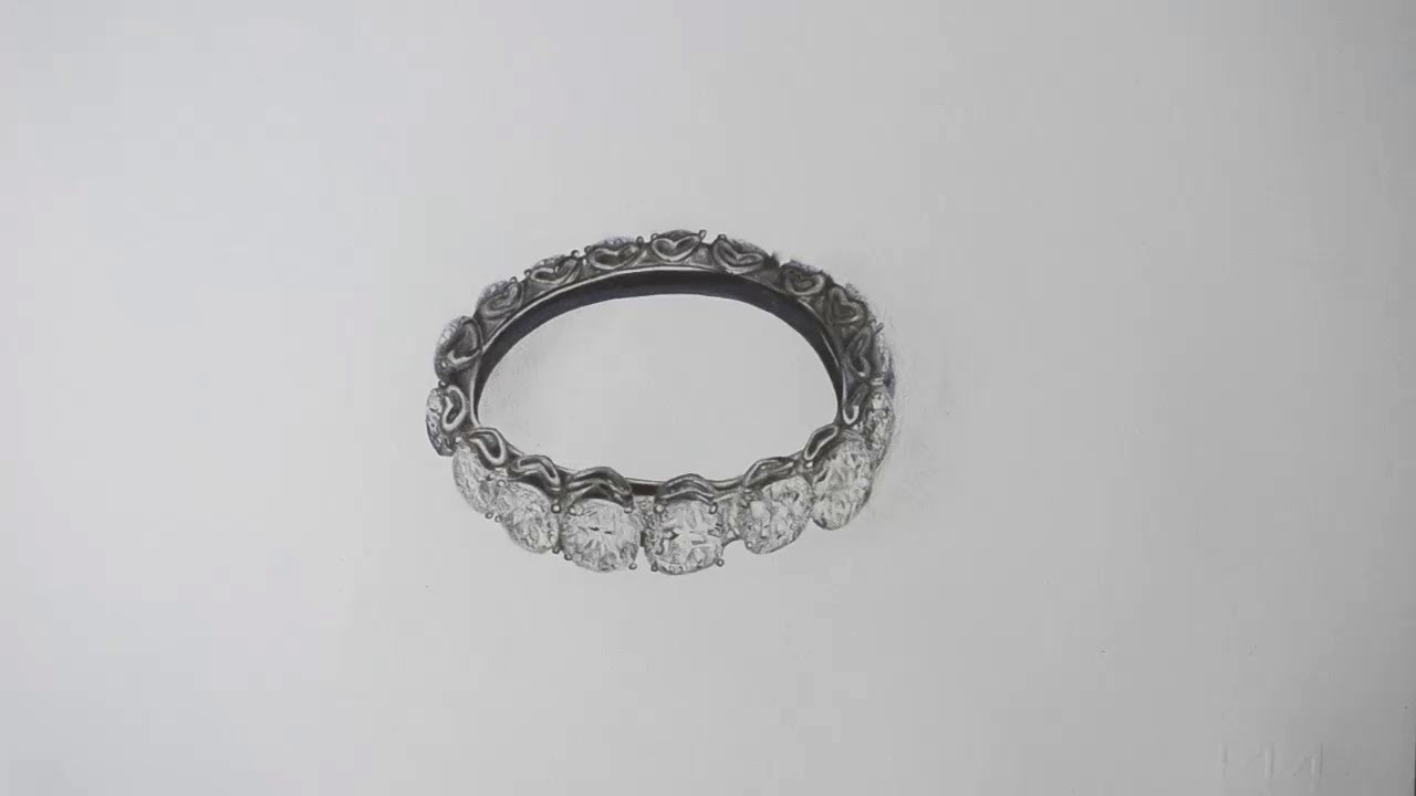 It's just a picture of Invaluable Drawing Of A Ring