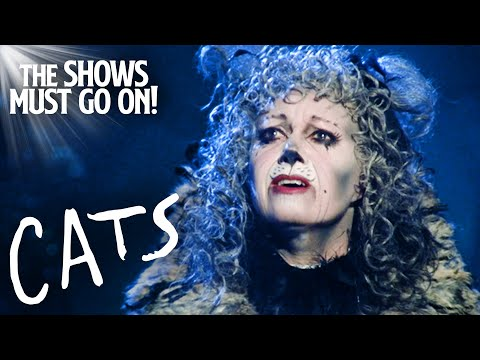 'Memory' Elaine Paige   Cats The Musical - Stay Home #WithMe