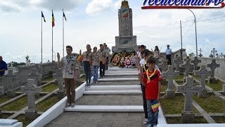 Ziua Eroilor Neamului Tecuci 29 mai 2014