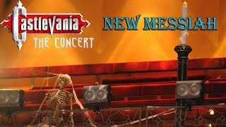 NEW MESSIAH (CRYSTAL CASTLE) - Castlevania II GB - LIVE -