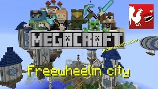 MegaCraft - Freewheelin