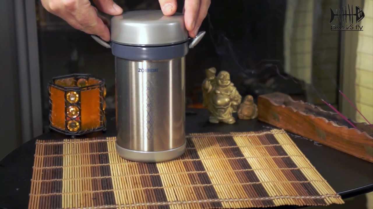 Термос для еды Zojirushi Classic Bento Stainless Lunch Jar SL .