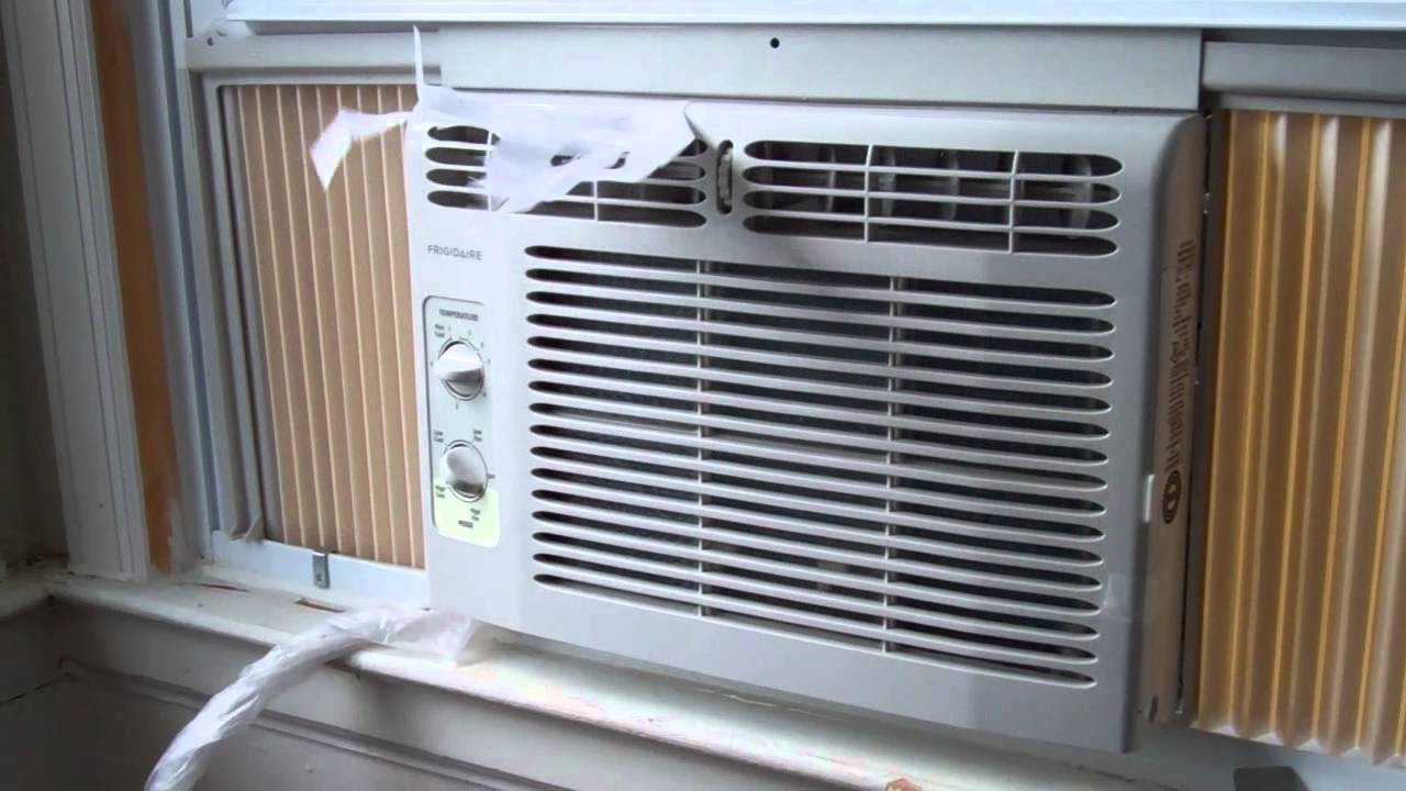Small Bedroom Air Conditioner Smallest And Cheapest Ac I Found For 120 Frigidaire Ac 5000 Btu