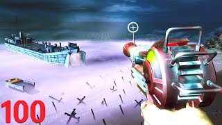 The FIRST ever Custom ZOMBIES MAP!! (2008)