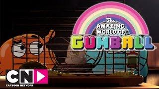 Die fantastische Welt von Gumball | die Führung durch die Zimmer, Hector | Cartoon Network