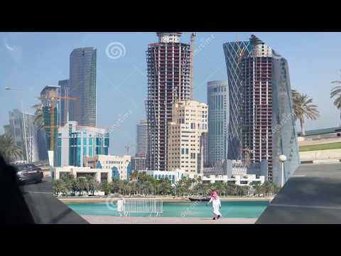 I am Visiting Doha Qatar Most Beautiful Place for living by kamranhaider786