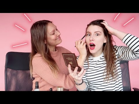 MY GIRLFRIEND DOES MY MAKEUP ✰ All About Leonie