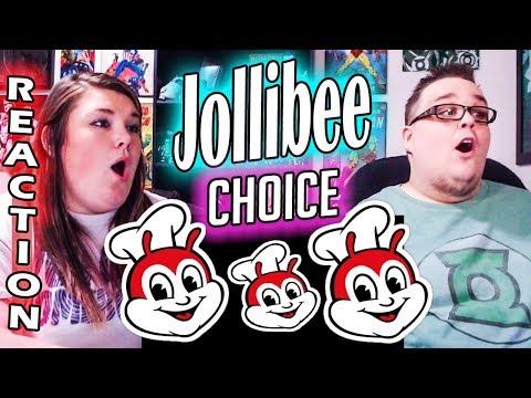 Kwentong Jollibee Valentine Series 2019: Choice REACTION!! 🔥