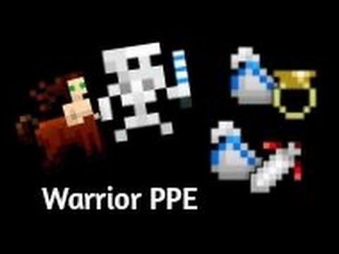 ROTMG - WARRIOR PPE (8/8)