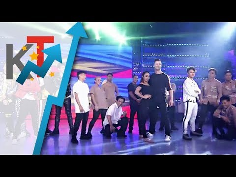 Hashtags at World Of Dance Philippines Top 3 nagpakitang gilas sa Showtime