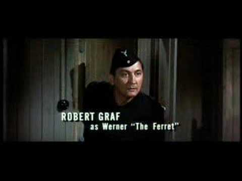 The Great Escape(1963) - finale~ending Music - YouTube