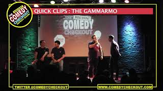 Discount Comedy Checkout - Quick Clips : The Gammarmo