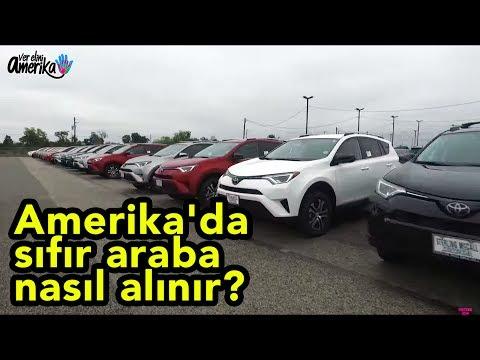 Amerika'da sıfır araba nasıl alınır? - Amerika Vlog #55