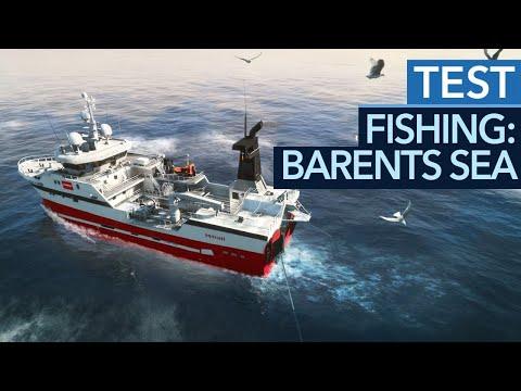 Fishing: Barents Sea im Test - Fishing Accomplished