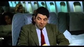 Мистер Бин в аэропорту!