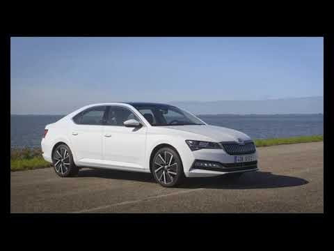 SKODA SUPERB iV 1